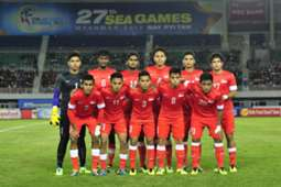 Singapore U23, Sea Games