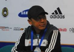 Rahmad Darmawan - BNI Indonesia vs Chelsea (Goal Indonesia/Gunawan Widyantara)