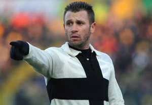 Antonio Cassano Parma Cagliari Serie A 12152013