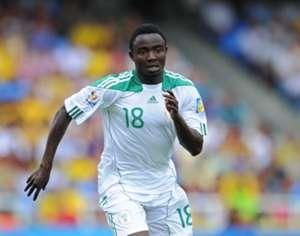 Edafe Egbedi, Nigeria U-20