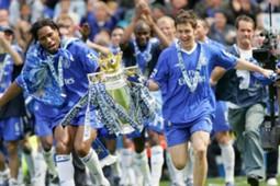Klasikler: Didier Drogba - 2004/2005 Premier Lig şampiyonluğu - Chelsea