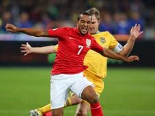 Theo Walcott England Ukraine World Cup 2014 Qualifier Injury