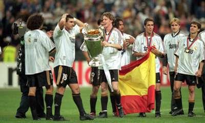 Steve McManaman Real Madrid Champions League 2000