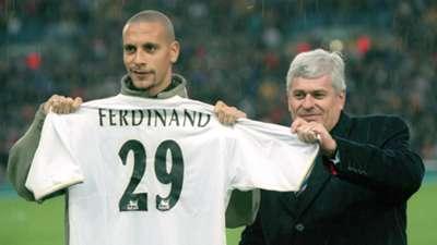 Rio Ferdinand Leeds United 2000