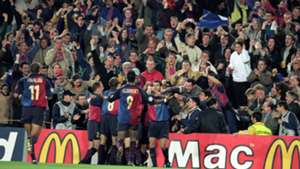 Barcelona 5-1 Chelsea | 2000