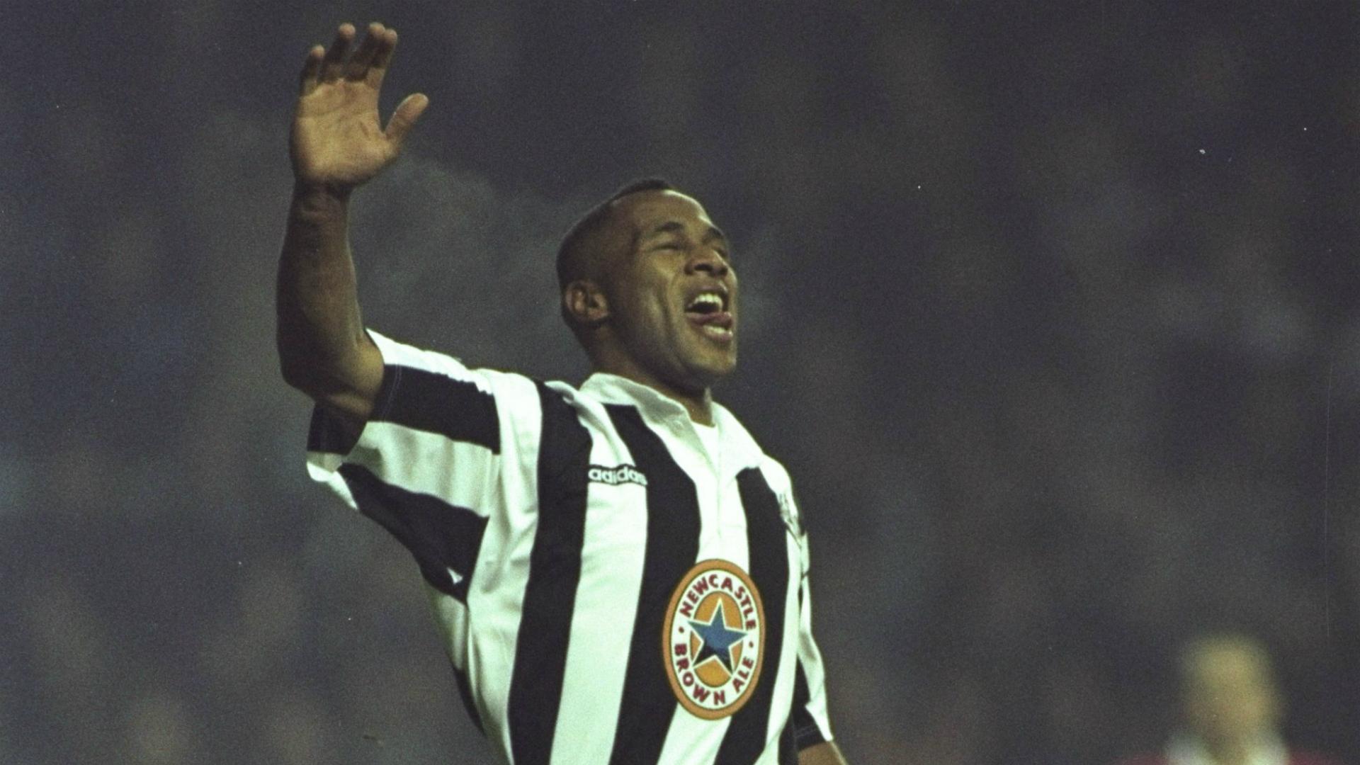 Les Ferdinand Newcastle United