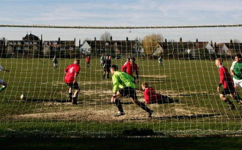 English amateur football