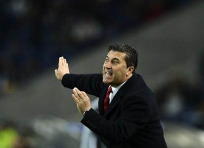 Al Wahda coach Jose Peseiro