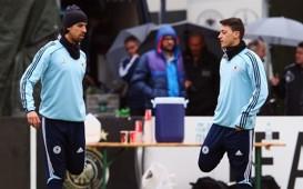 Germany: Sami Khedira, Mesut Ozil