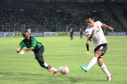 Jong Tae Se & Mukti Ali Raja - Asian Dream Cup 2014