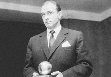 Alfredo di Stefano v Ballond'or