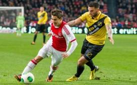 Bojan Krkic Joey Suk Ajax NAC Breda Eredivisie 12072013