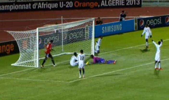 Egypt and Ghana U-20