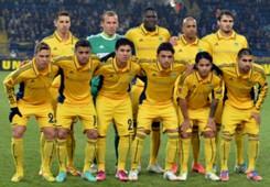 Metalist Kharkiv team