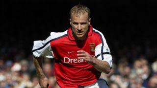 Dennis Bergkamp Arsenal