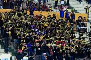 Malaysia U23 vs Myanmar U23 - Malaysia fans - 09092013