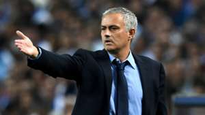 Jose Mourinho Porto Chelsea Champions League 29092015
