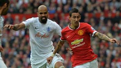 Angel Di Maria   Manchester United - QPR