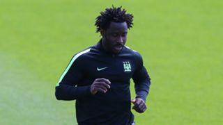 Wilfried Bony, Manchester City