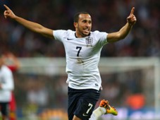 Andros Townsend England v Montenegro 2014 World Cup Qualifier 10112013
