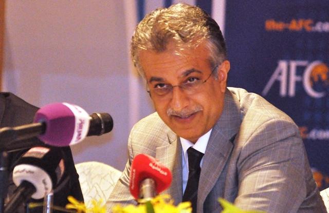 Shaikh Salman bin Ebrahim Al Khalifa