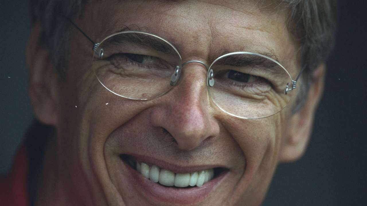 Arsene Wenger   Arsenal   1996