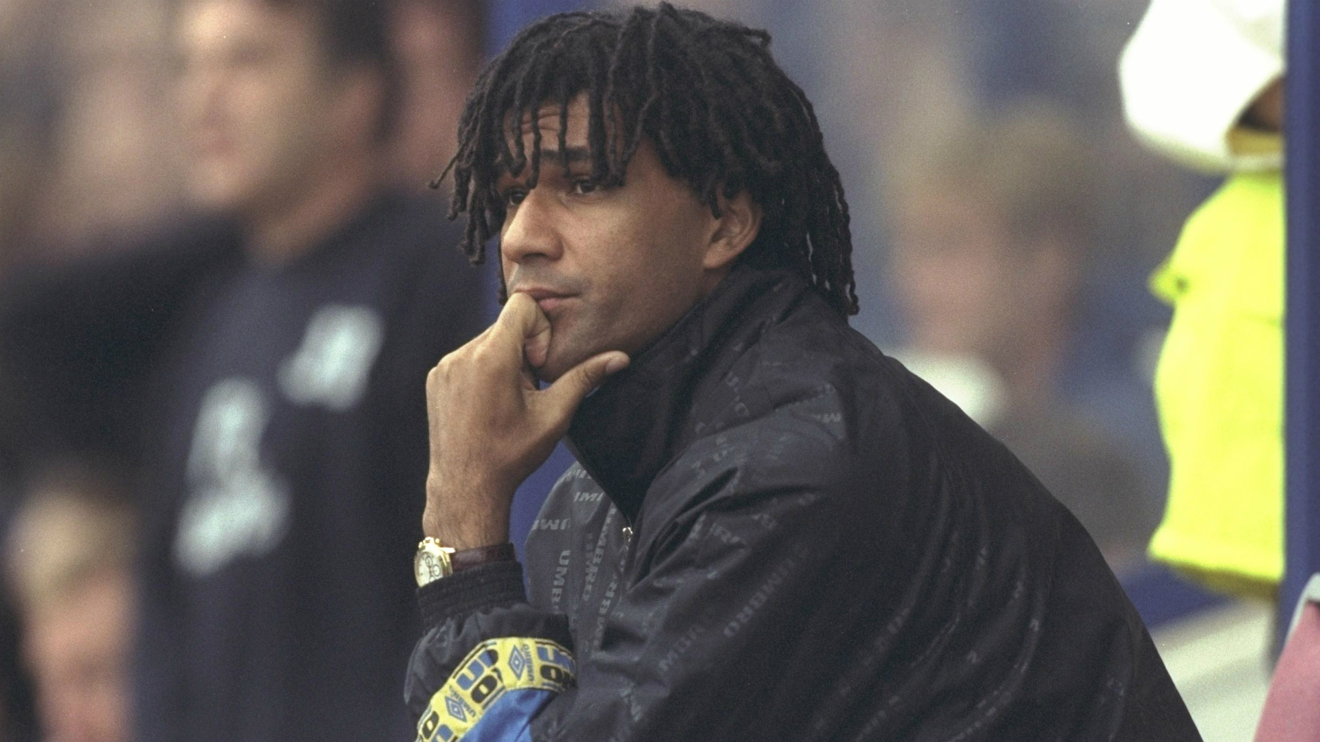 Ruud Gullit Chelsea 1996