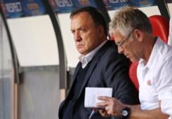 Dick Advocaat Benfica AZ Europa League 04102014