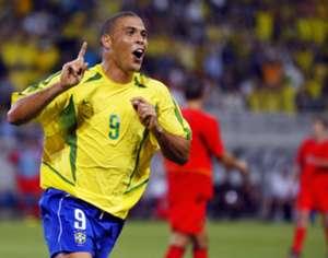 Ronaldo - Brazil-Belgium - 2002 FIFA World Cup in Korea and Japan