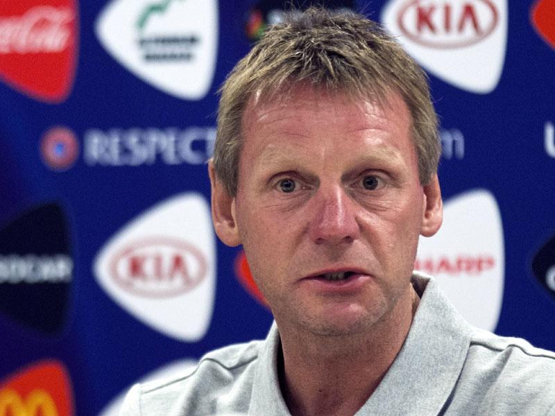 Wird Nottingham Forest im Sommer übernehmen: Stuart Pearce