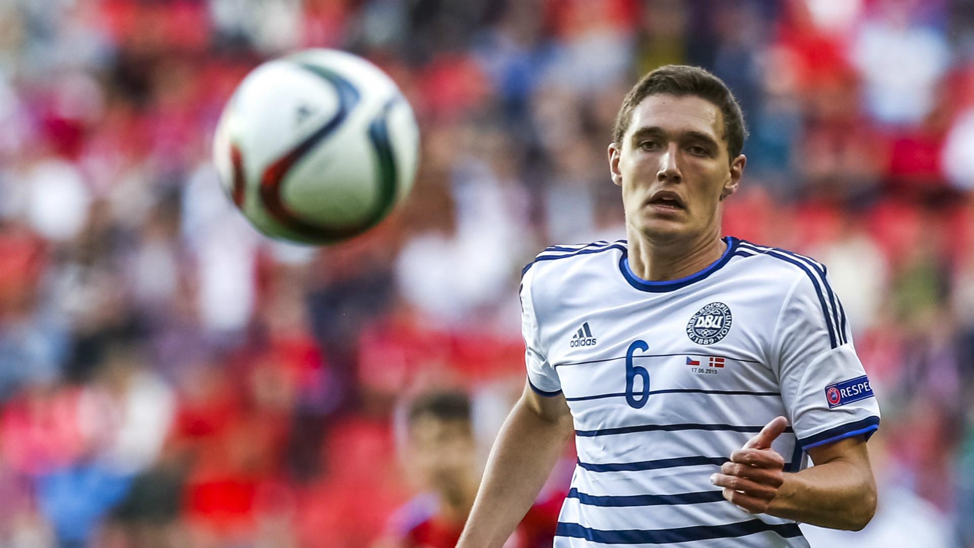 Andreas Christensen Denmark U21
