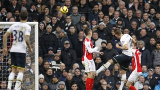 Harry Kane Tottenam vs Arsenal
