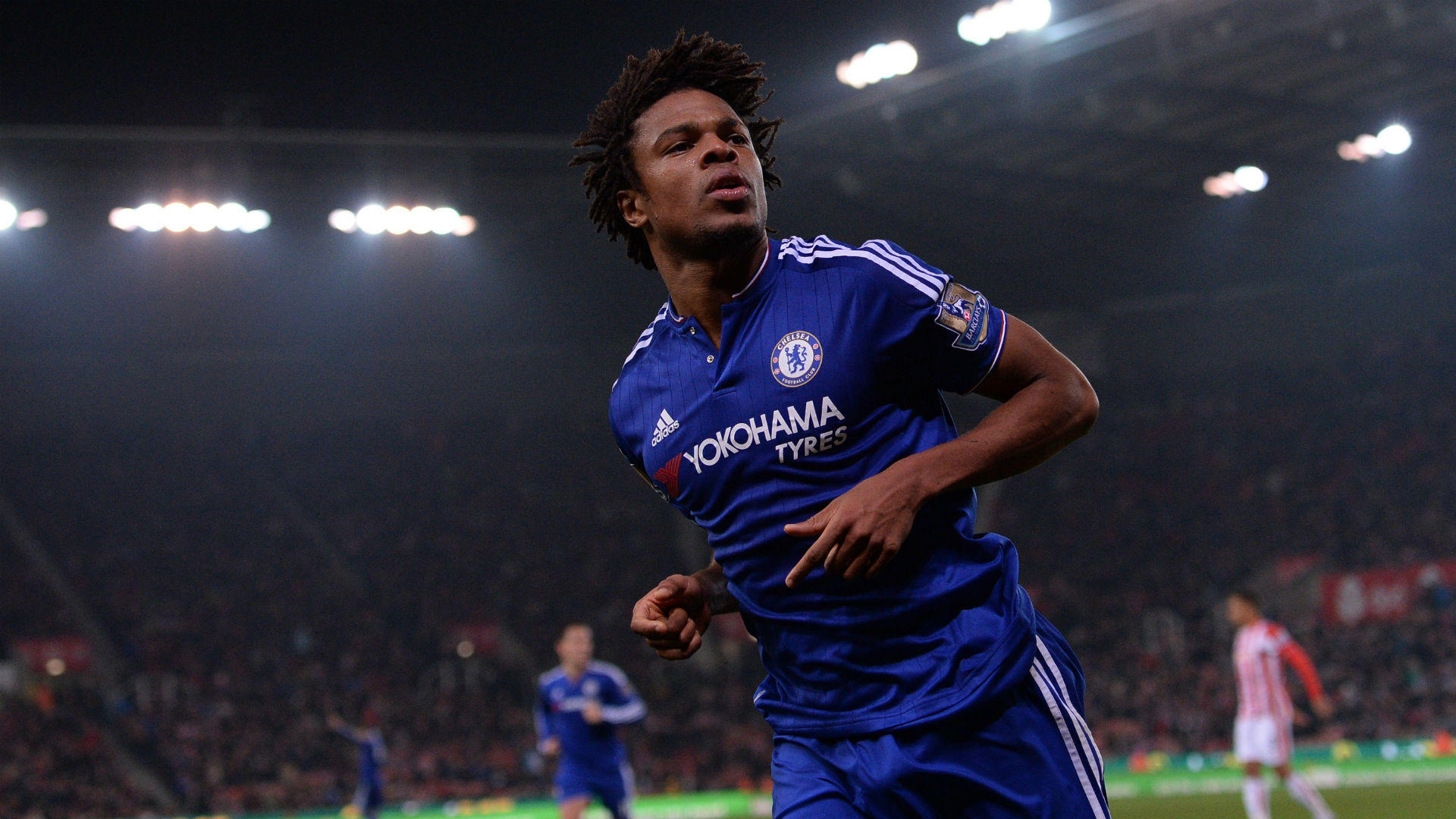Loic Remy League Cup Stoke v Chelsea 271015
