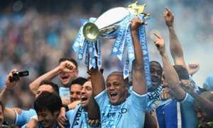 Vincent Kompany Manchester City v West Ham United - Premier League  05112014
