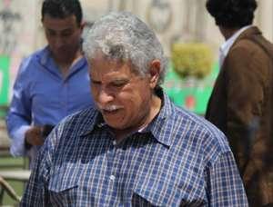 Honoring Hassan Shehata in Zamalek