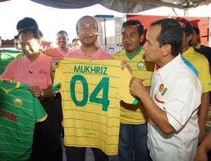 Mukhriz Mahathir, Kedah FA