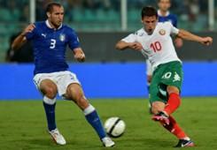Giorgio Chiellini, Aleksandar Tonev - Italia-Bulgaria