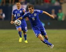 Senad Lulic Lazio Bosnia