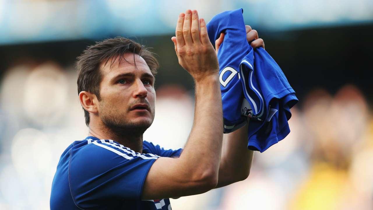 JUNE: Lampard leaves