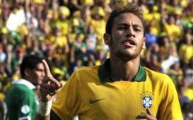 Neymar - Brazil vs Bolivia
