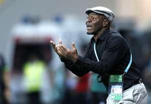 Nigeria U20 coach John Obuh - Turkey 2013