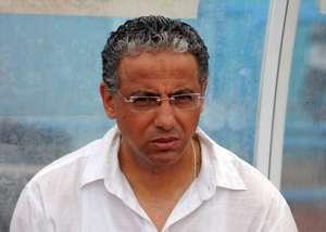 Kenya coach Adel Amrouche..