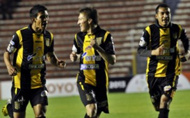 Alejandro Chumacero - The Strongest