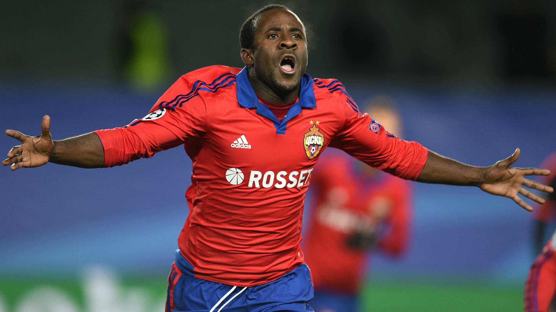 Seydou Doumbia CSKA Moscow Manchester United Champions League