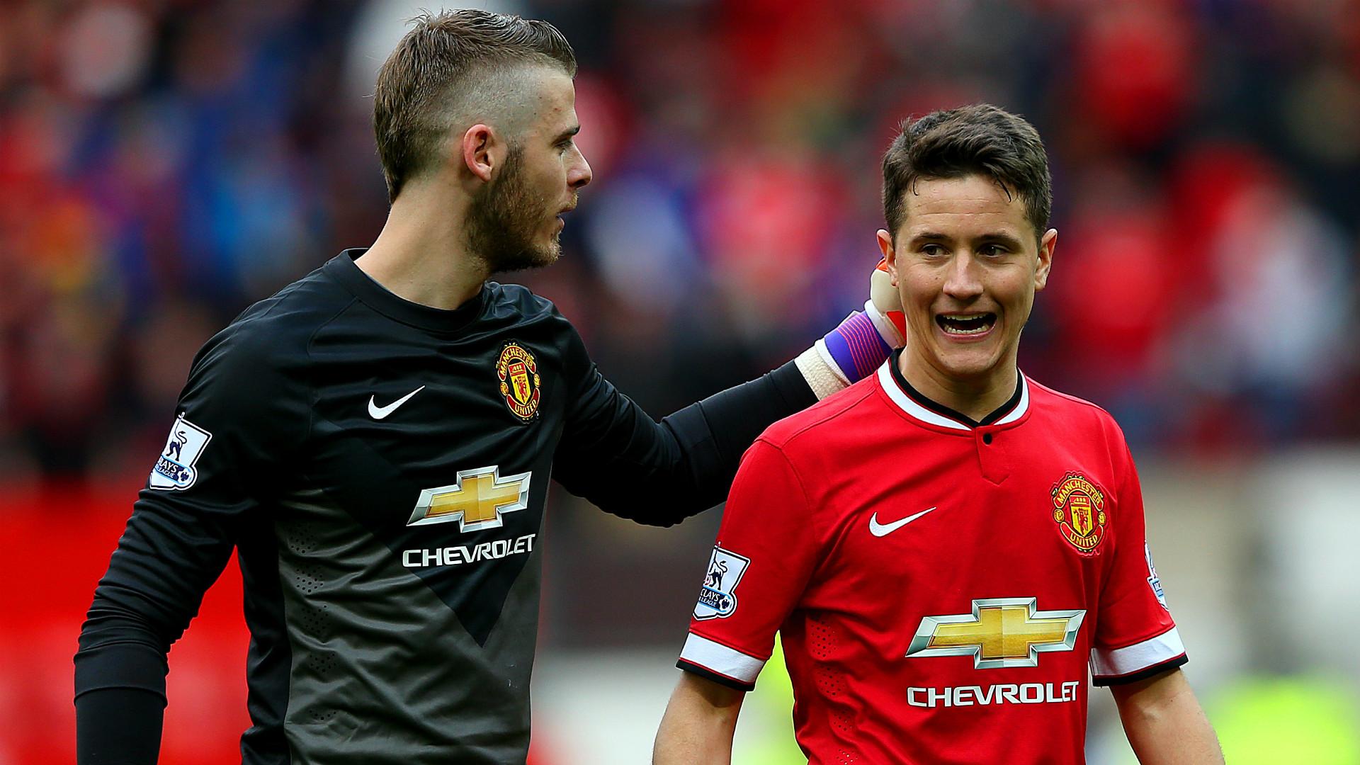 Mourinho félicite la bonne forme de Martial — Manchester United
