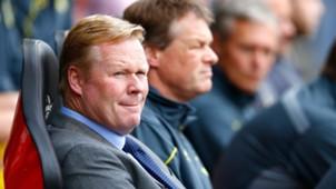 Ronald Koeman | Southampton 2-1 QPR | St Mary's Stadium | Premier League