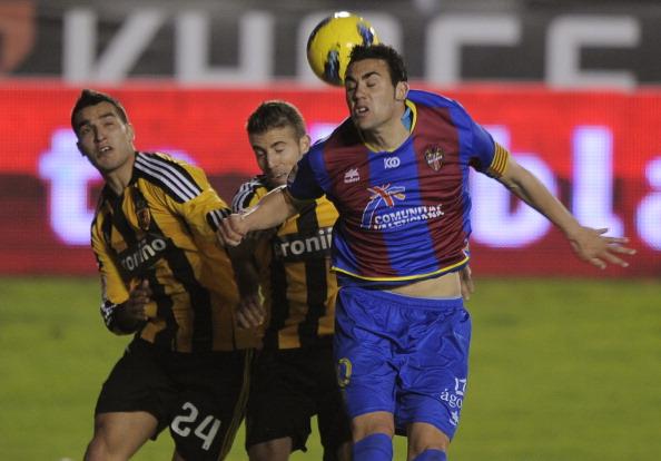 Liga: combine Levante-Saragozza, Felipe Caicedo nella lista degli indagati