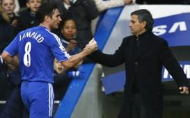 Jose Mourinho & Frank Lampard