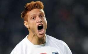 Tunisia's striker Fakhreddine Ben Youssef Sportif Sfaxien