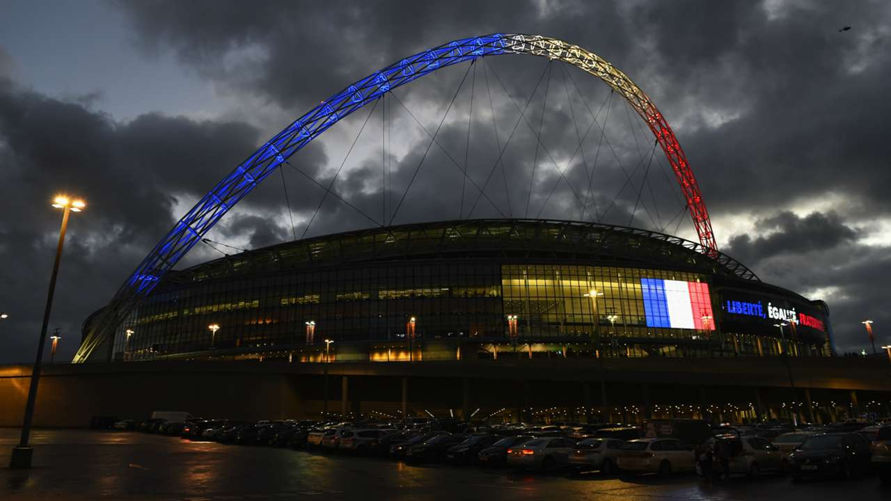 England France Wembley